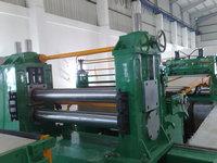 中板纵剪分条机生产线